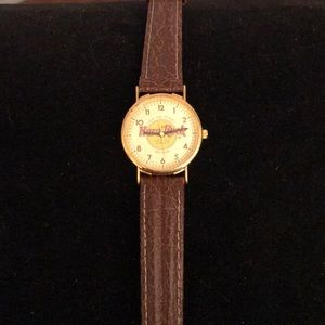 Accessories - Hard Rock Cafe Orlando Leather Watch